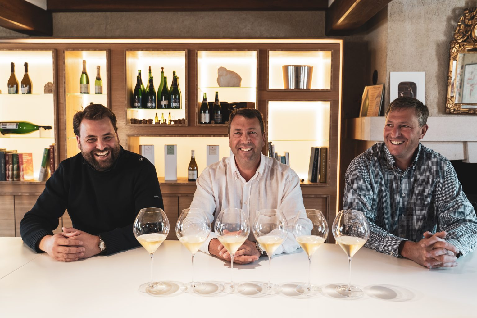 La vendange, par Sébastien & Jérôme - Champagne Legras & Haas