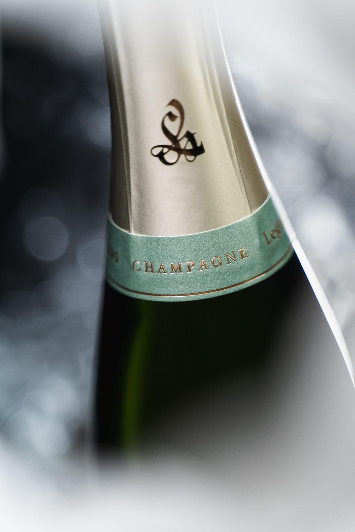 Blanc de Blancs Grand Cru - Champagne Legras & Haas