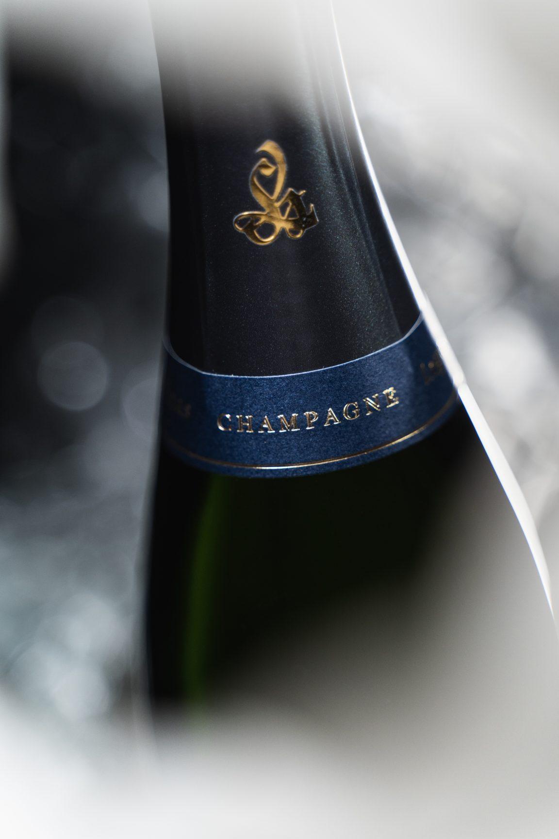 Blanc de Blancs Grand Cru 2012 - Champagne Legras & Haas