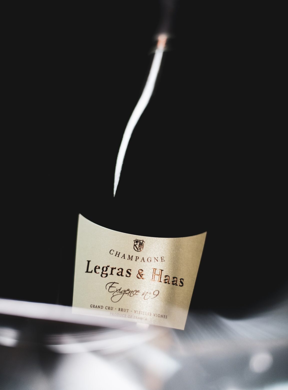 Exigence Brut - Champagne Legras & Haas