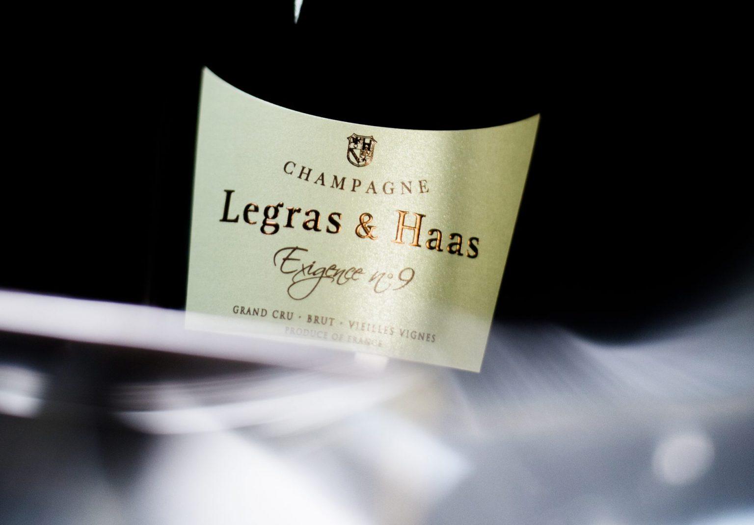 Home - Champagne Legras & Haas